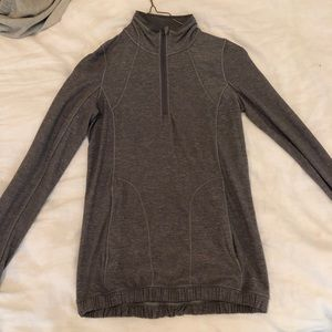Lulu Lemon tech layer shirt
